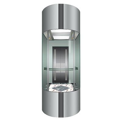 Panoramic Elevator | Dazen Elevator